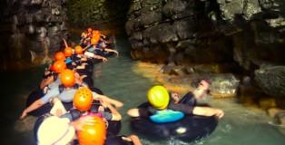 Paket Wisata Cave Tubing Kalisuci
