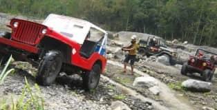 Merapi Volcano Tour by Jeep di Kaliurang