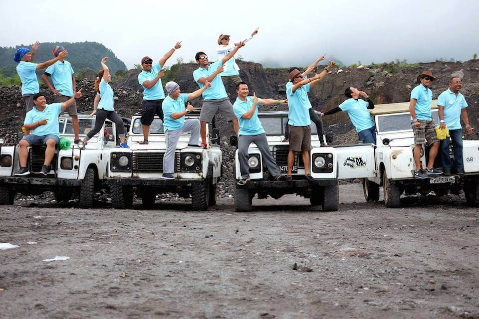 Jeep Merapi Outing Harvestia