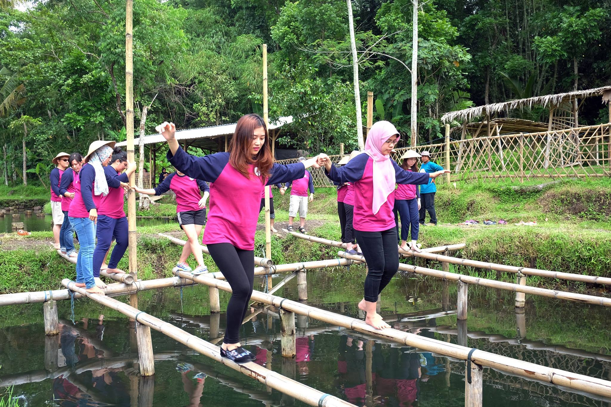 team building murah jogja